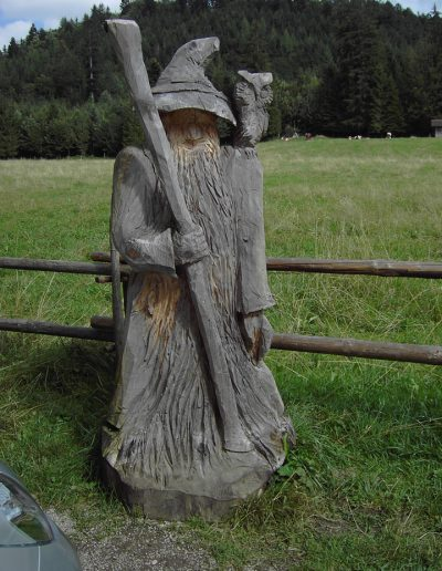 Bergwald-Erlebnispfad Inzell